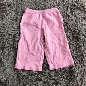 5/$25 CARTER'S lilac pants ruffle across bum